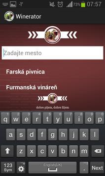 Winerator apk screenshot