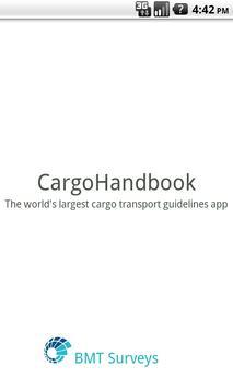 CargoHandbook poster