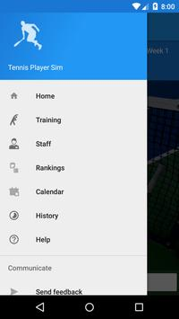 Tennis Player Sim apk screenshot