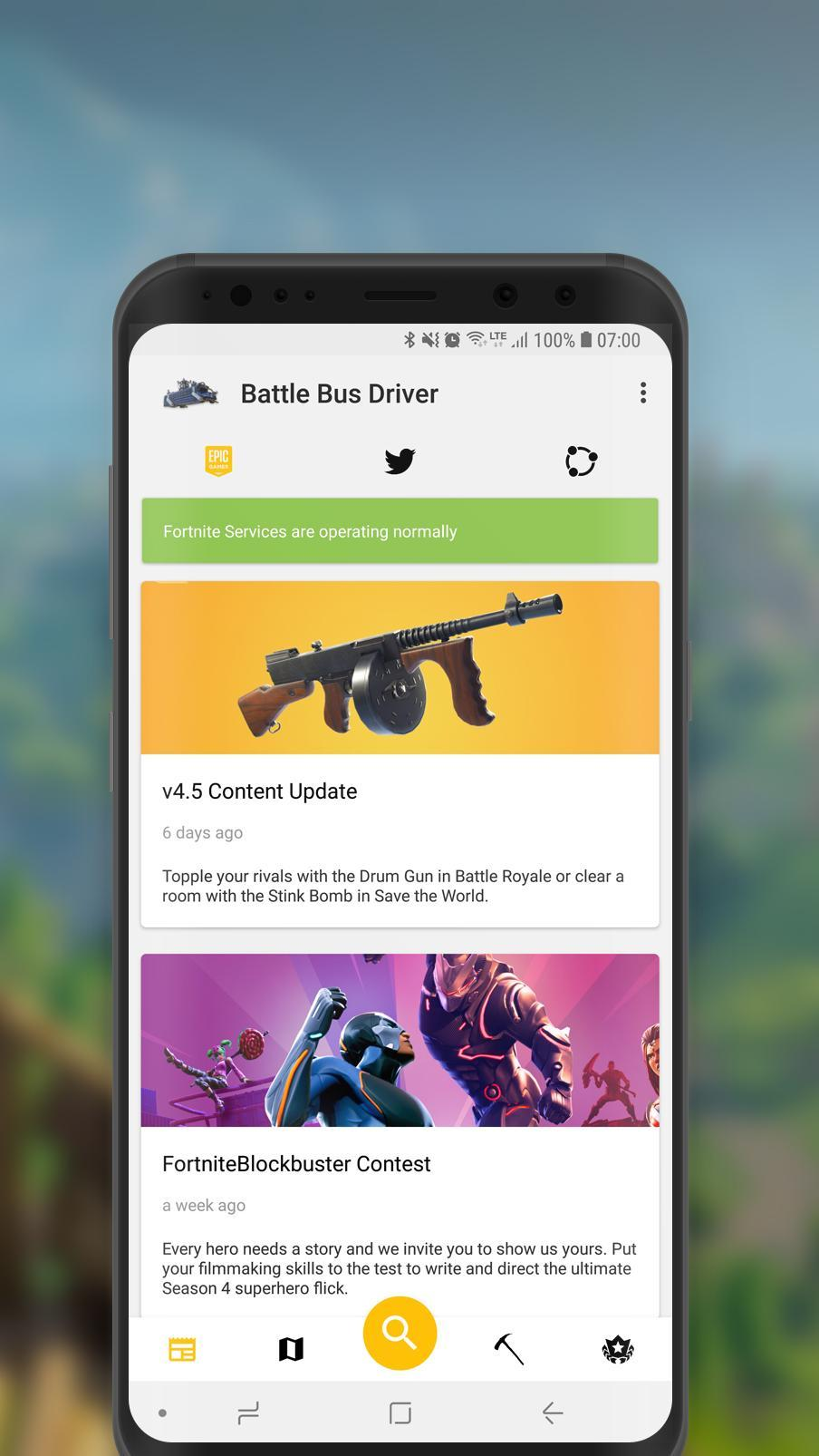 Battle Bus Driver for Android - APK Download