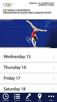 IOC World Conference apk screenshot