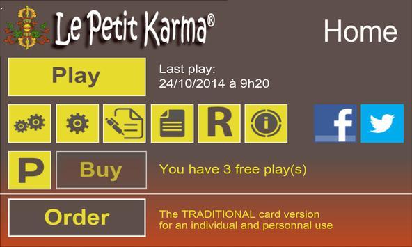 Le Petit Karma screenshot 1
