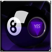 Mystical 8 Ball icon