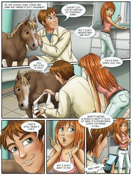 Lucky Horse Comics screenshot 2
