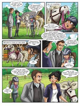 Lucky Horse Comics screenshot 4