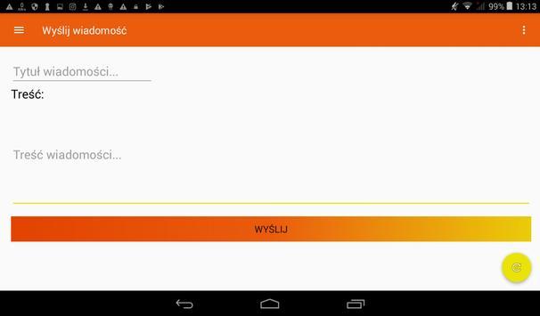 MainPartners Pracownik apk screenshot
