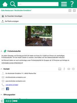 Rheine app ONE screenshot 3