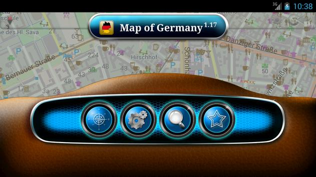 Map of Germany APK Download  Free Maps  Navigation APP for