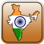 Map of India icon