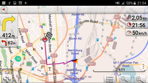 Map of South Africa APK Download  Free Maps  Navigation APP for