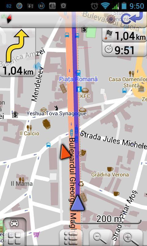 Harta Romaniei Android Download