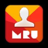 MRU kontaktai icon