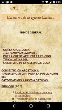 Catecismo Iglesia Católica screenshot 1