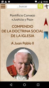 Compendio de la Doctrina Social de la Iglesia Cartaz