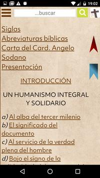 Compendio de la Doctrina Social de la Iglesia Ekran Görüntüsü 1