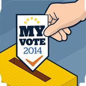MyVote2014 icon