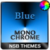 MonoChrome Blue icône