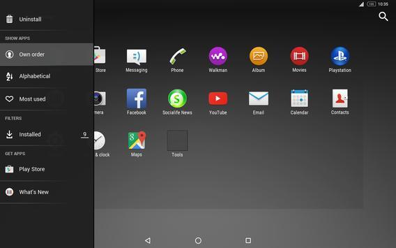 MonoChrome captura de pantalla 13