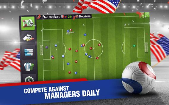 Top Eleven 2018 -  Be a Soccer Manager apk screenshot