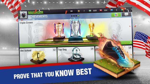 Top Eleven 足球经理人- 赢取冠军 apk 截图
