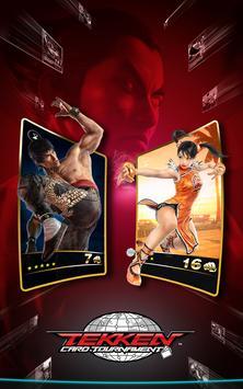 Tekken Card Tournament (CCG) poster