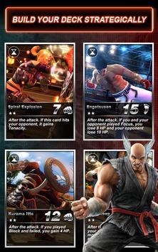 Tekken Card Tournament (CCG) apk screenshot