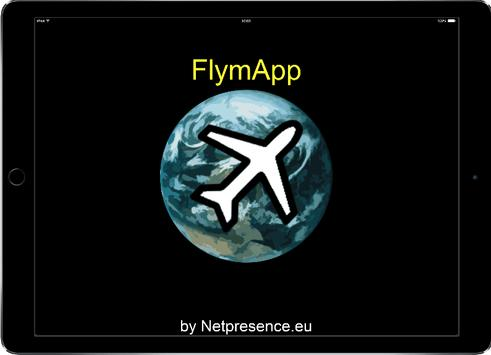 FlymApp screenshot 1