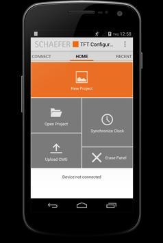 SCHAEFER TFT Configurator poster