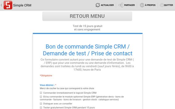 Simple CRM for Android - APK Download