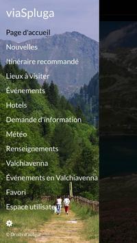 viaSpluga Francais poster