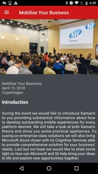 Mobilise Your Business screenshot 1
