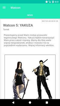Watcon poster