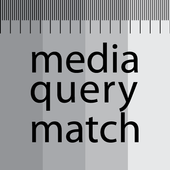 mediaQueryMatch icon