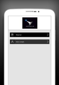 Exclusivecab chauffeur privé screenshot 6