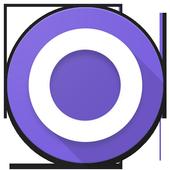 Oreo UI icon