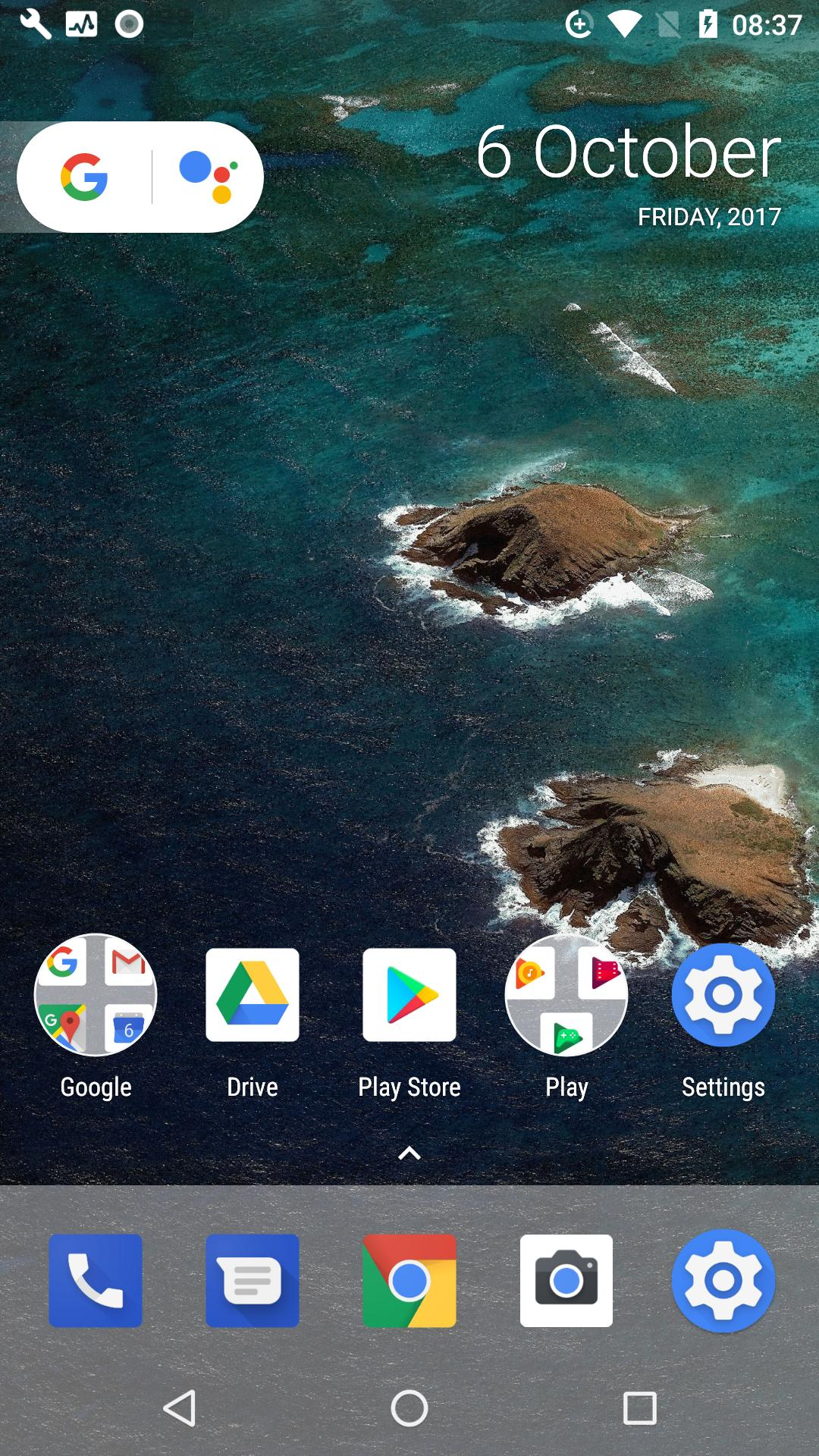 Oreo UI for Android - APK Download