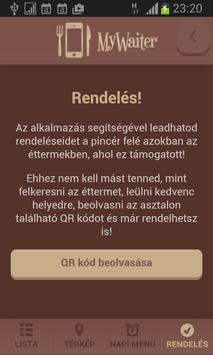 MyWaiter apk screenshot