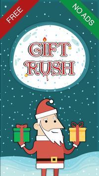 Save Christmas: Gift Rush poster