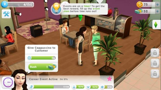 Fruity of bg Sims 4 Mobile screenshot 5