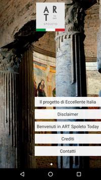 Spoleto Art Today screenshot 1