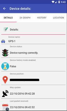 WebLocator apk screenshot