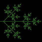 L-System Live Wallpaper icon