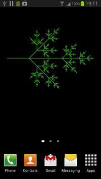 L-System Live Wallpaper poster