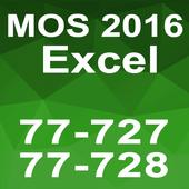 MOS Excel 2016 Core & Expert Tutorial Videos icon
