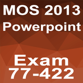 MOS Powerpoint 2013 Core Tutorial Videos icon