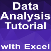 Data Analysis with Excel Tutorial (how-to) Videos icon