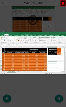 Data Analysis with Excel Tutorial (how-to) Videos screenshot 3