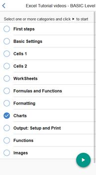 Excel BASIC Tutorial (how-to) Videos apk screenshot