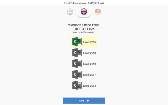 Excel EXPERT Tutorial (how-to) Videos screenshot 4