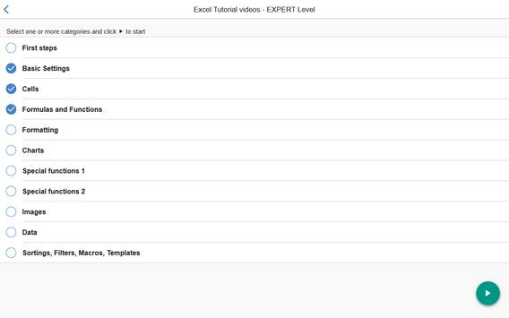 Excel EXPERT Tutorial (how-to) Videos screenshot 5
